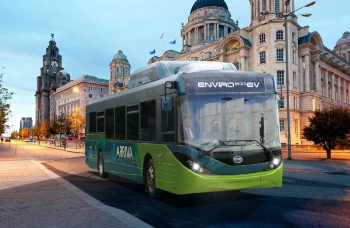 Electric Buses for Liverpool City Circular Services